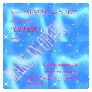 Other - I DO BUNDLE